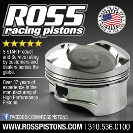 Ross Racing Pistons